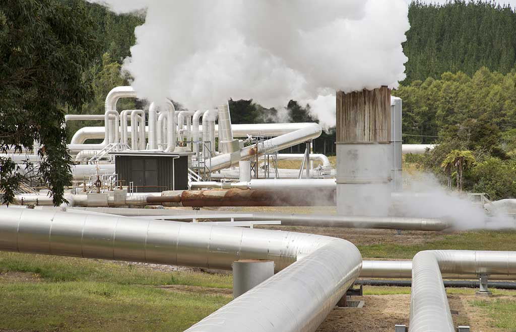 Feature - Geothermal Energy